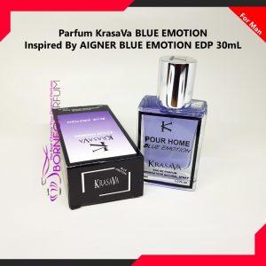 Aigner Blue Emotion, parfum pria black, parfum pria boss, parfum pria beraroma vanilla