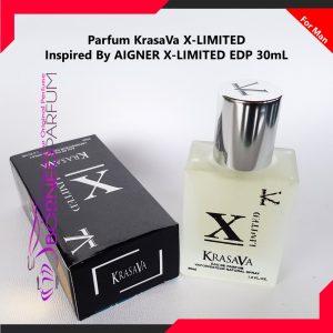 Aigner X-Limited, parfum pria cool, parfum pria casablanca, parfum pria creed
