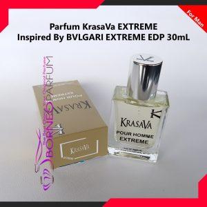 Bvlgari Extreme, parfum pria manis, parfum pria muda, parfum pria musk