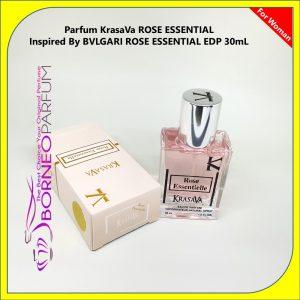 Bvlgari Rose Essential, parfum wanita halal, parfum wanita harum tahan lama, parfum wanita haram