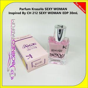 CH 212 Sexy Woman, parfum wanita untuk kado, parfum wanita vitalis, parfum wanita victoria secret