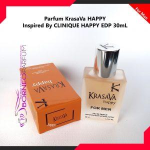 Clinique Happy, parfum pria vitalis, parfum pria wangi vanilla, parfum pria 212 vip