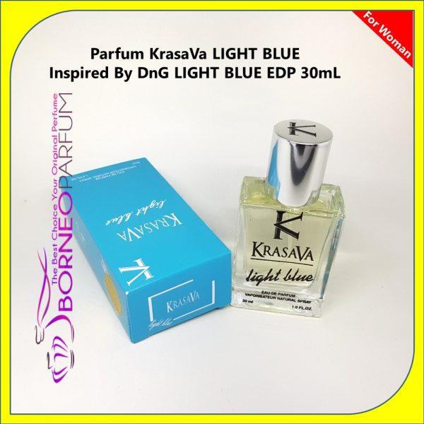 Dng Light Blue, parfum wanita dengan wangi lembut, parfum d&g untuk wanita, parfum wanita enak