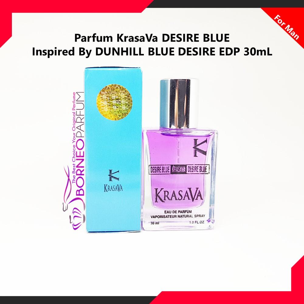 Dunhill Blue Desire, parfum pria 2019 dan harganya, parfum pria 300 ribuan, parfum pria 30 ribuan