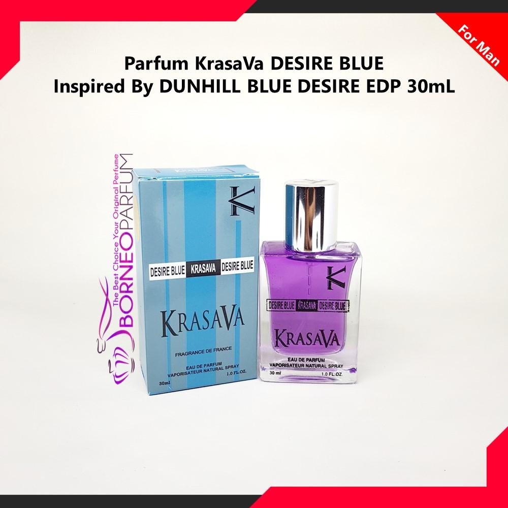 Dunhill Blue Desire, parfum pria 2019, parfum pria 2019 refill, parfum pria 2018