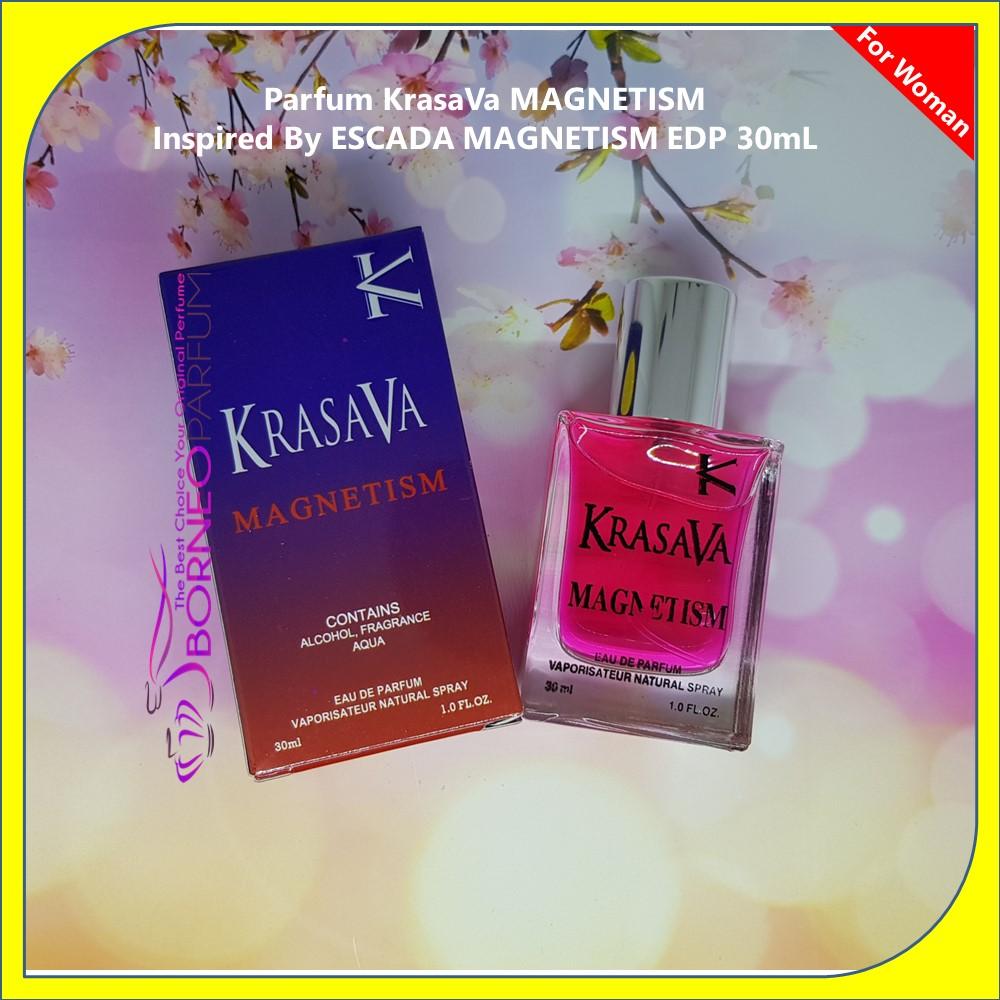 Escada MAgnetism, parfum wanita eskulin, parfum wanita edt, parfum wanita eksotis