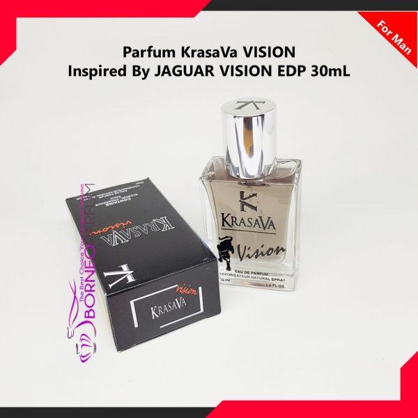 Jaguar Vision, parfum pria idaman wanita, parfum pria islami, parfum pria jaguar
