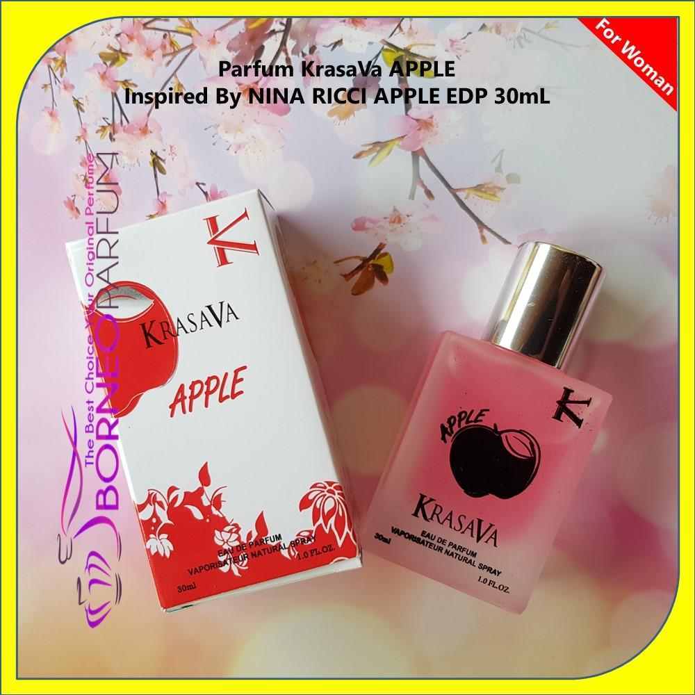 Nina Ricci Apple, parfum wanita paling laris, parfum wanita paling best seller, parfum wanita paris