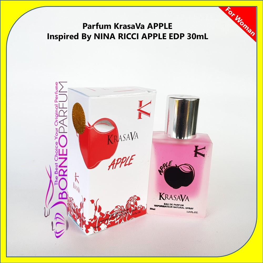 Nina Ricci Apple, parfum wanita prada, parfum wanita paling wangi tahan lama, parfum wanita populer