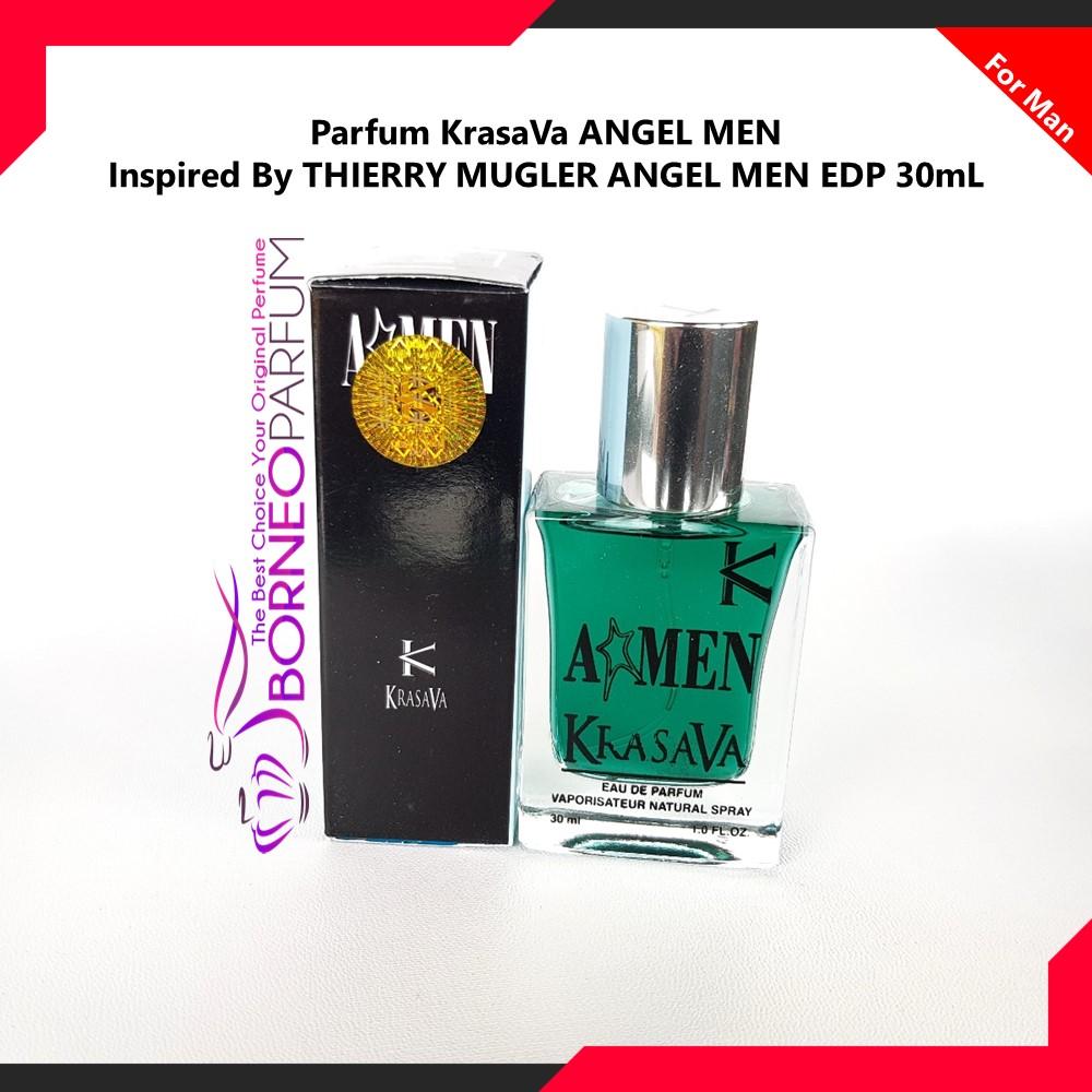 Thierry Mugler A Men, raja parfum balikpapan