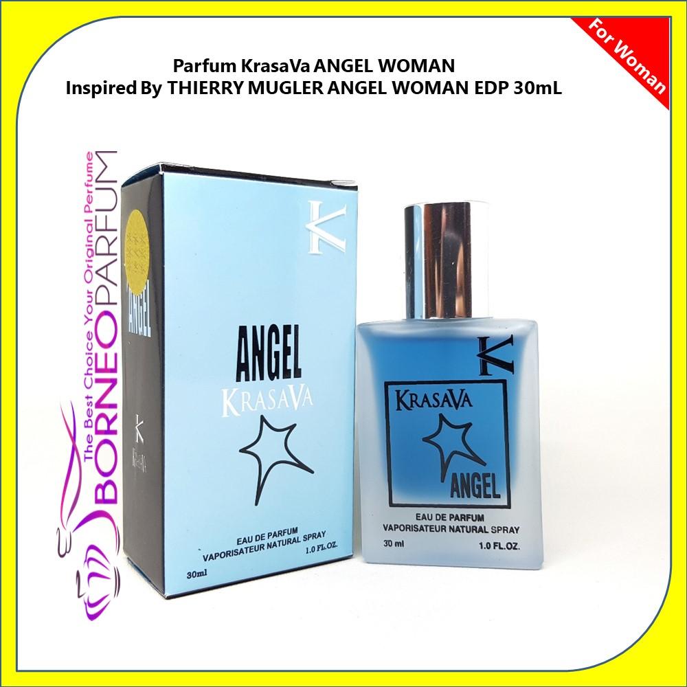 Thierry Mugler Angel Woman, parfum wanita tahan lama harga terjangkau, parfum wanita tanpa alkohol, parfum wanita terbaik dan harganya